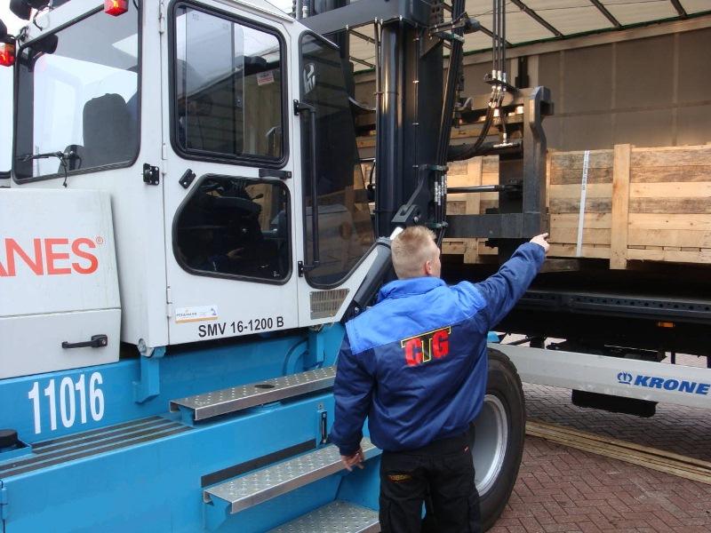 ctg logistics
