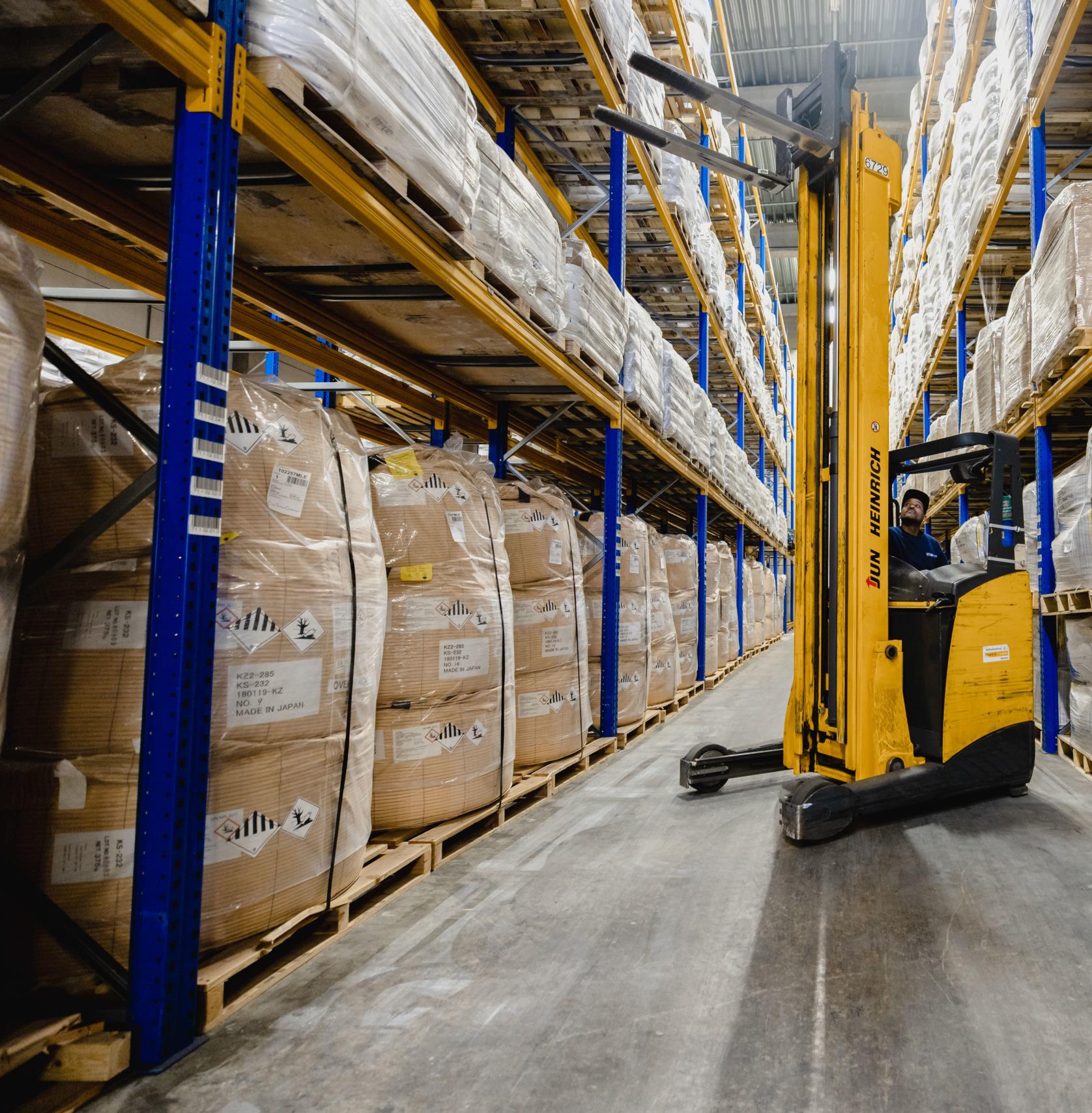 opslag en overslag ctg-logistics