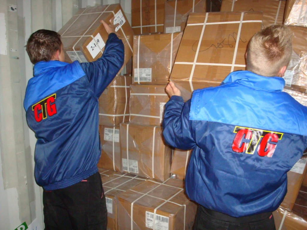 export ctg-logistics
