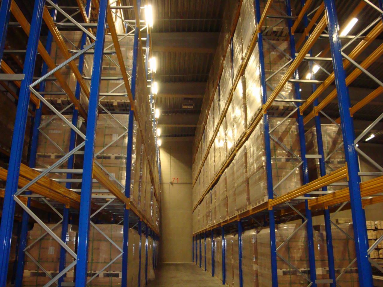 warehouse import